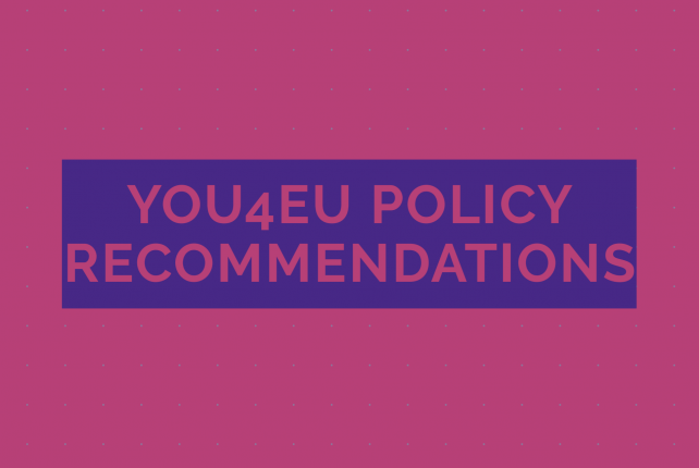 YOU4EU Policy Recommendations