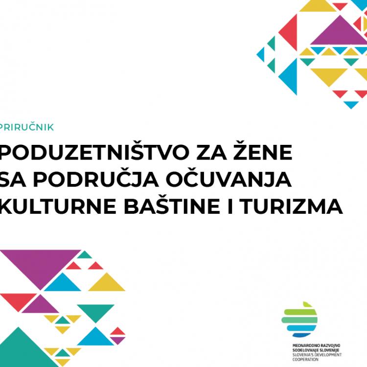 Podjetništvo za ženske na področju varstva kulturne dediščine in turizma